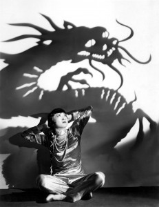 """Daughter of the Dragon"" featuring Anna May Wong (1931)"