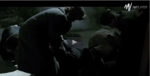 bowing down to the prince