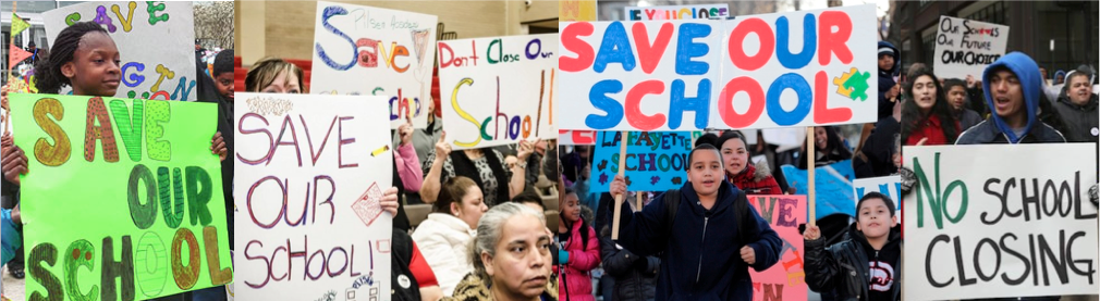 Speaking Out Against Urban School Closure