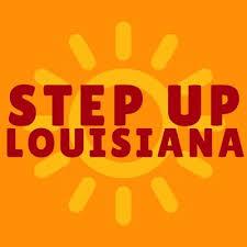 Step Up Louisiana logo