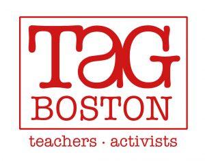 Teacher Activist Group Boston logo