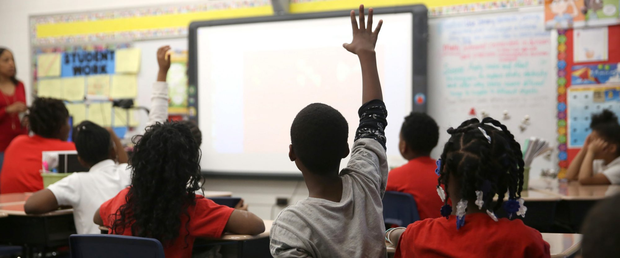 Racial Achievement Gap: Chicago, Illinois