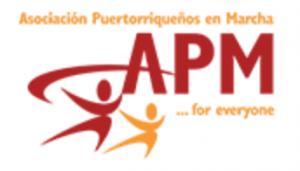 the APM logo