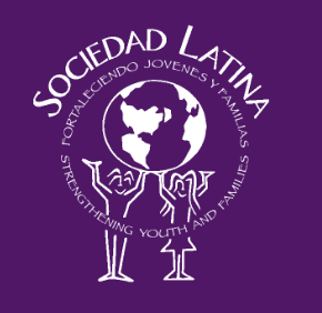 the sociedad latina logo