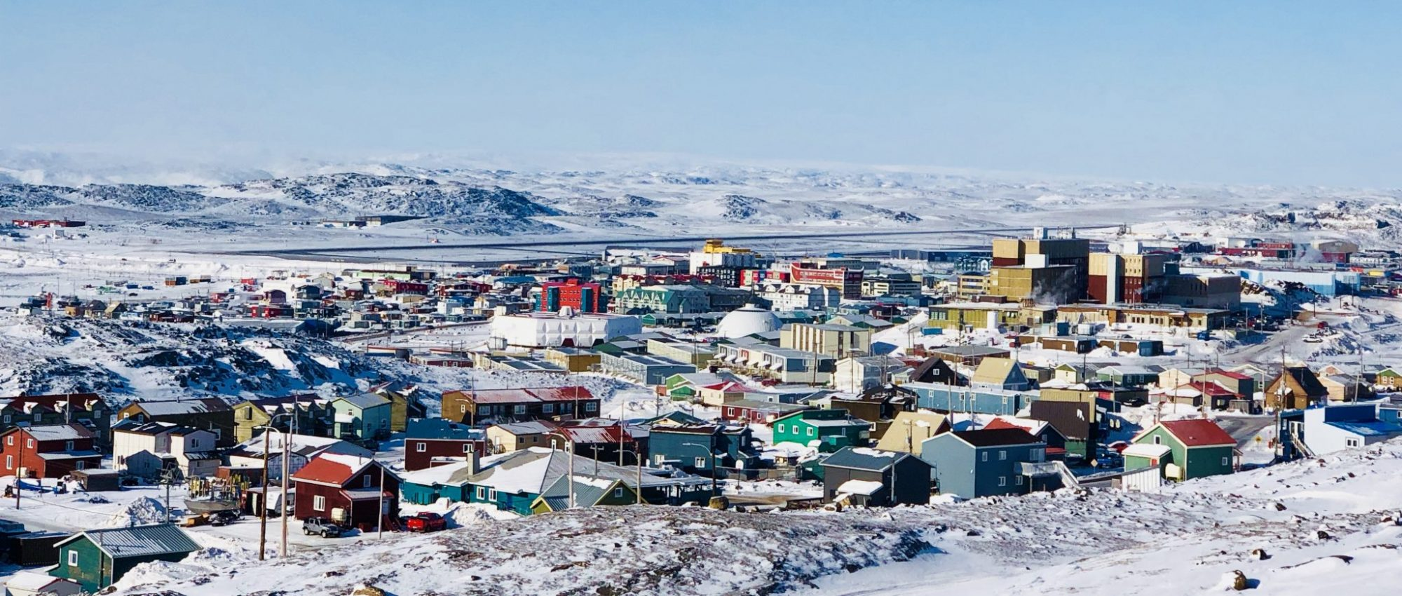 The Security of Arctic Communities: Food and Infrastructure
