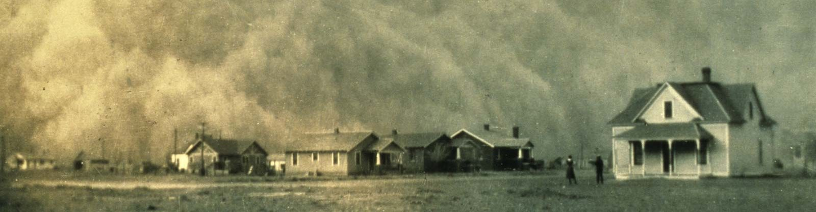 The Dust Bowl: Narratives of a Disaster