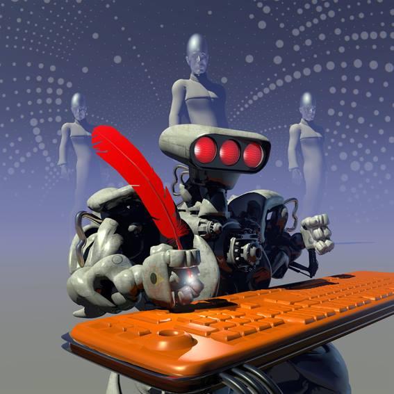 robot al computer
