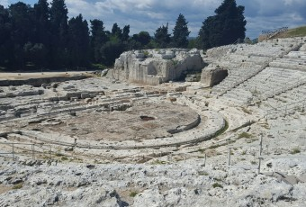 Greek Theater, Syracuse