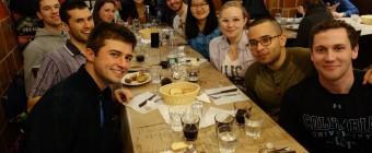 Day 3 – Capella Palatina & new friends