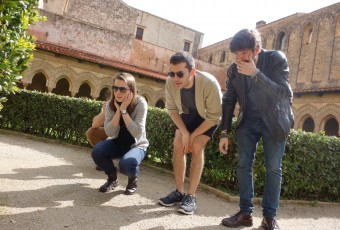 Day 4 – Looking for lizards in Monreale
