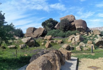 The Olympieum and the Telemones