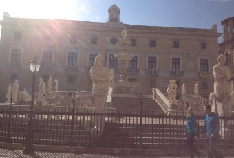 Day Two: Thoughts on Palermo