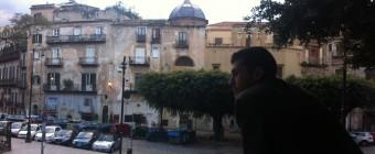 Sunday: jet lag and Palermo