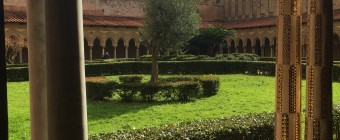 Holy Garden and Oranges