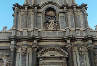 A Temple Worthy of Vulcan (or Perhaps Pluto?) (Catania)