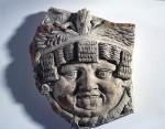 Roman - Fragment of a Red-Figure Vase, 350 BCE-325 BCE