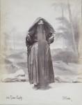 J.P. SEBAH (Turkish, 1872–1947, also active in Cairo) - Dame Copte, ca. 1900 - vintage albumen print