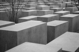 Peter Eisenman, Memorial to the Murdered Jews of Europe, 2005, Berlin, Germany